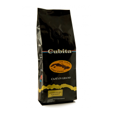Cubita - Roasted Cuban Coffee Beans - 250g, 1kg