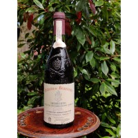 1983 Beaucastel Chateauneuf du Pape red 75cl
