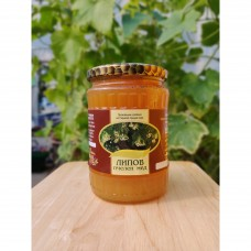 Bulgarian Linden Honey 400g, 750g